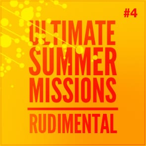 Summer Selection 2012: release today, Rudimental and seven hours of drum&bass carnage!