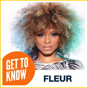 get to know FLEUR