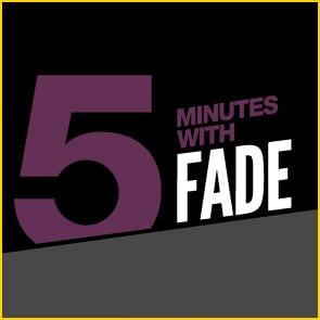 5 mins fade