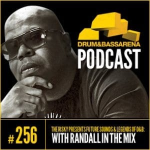 D&BA : The Risky Presents Future Sounds & Legends of D&B: DJ Randall (#256)