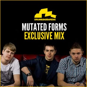 Mutated Forms: Exclusive Mix!