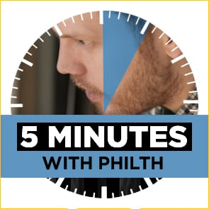Five Minutes With Philth