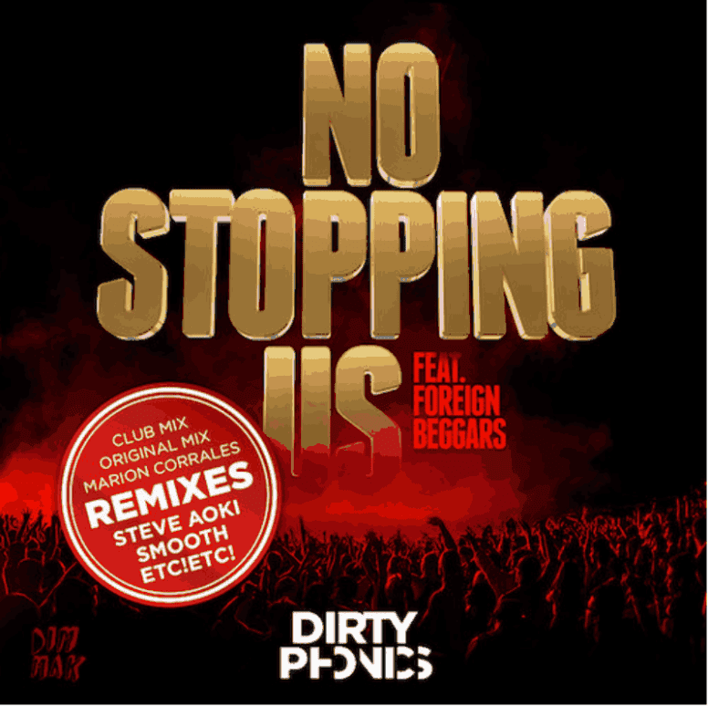 Exclusive Stream: Dirtyphonics Featuring Foreign Beggars – No Stopping Us (Smooth Remix)
