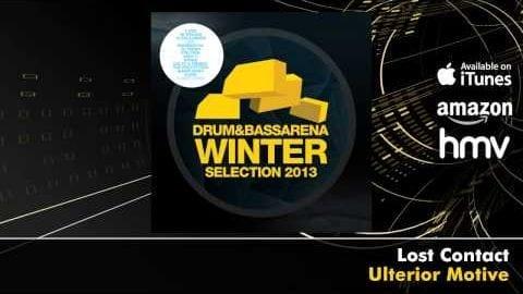 Drum&BassArena Winter Selection 2013 (Album Megamix)