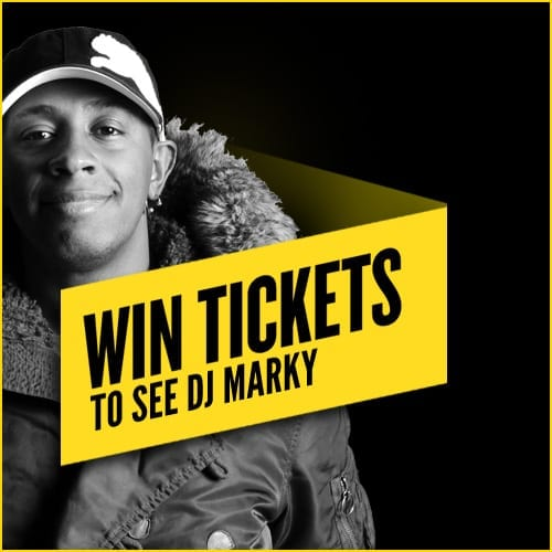 DJ Marky: Win tickets for an evening with the master