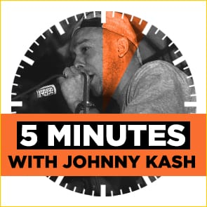 5 Minutes With: MC Johnny Kash