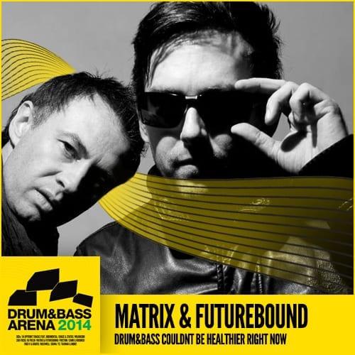 Drum&BassArena 2014: Matrix & Futurebound
