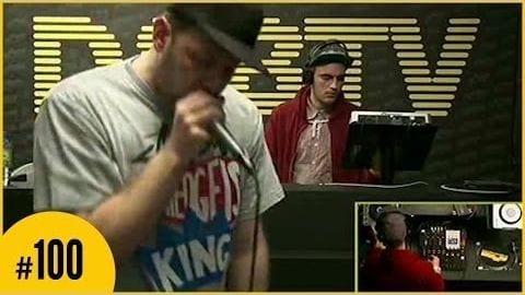 D&BTV Live #100 ALIX PEREZ & ID