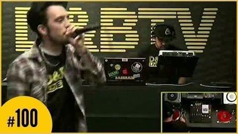 D&BTV Live #100 S.P.Y & MESSY MC