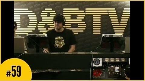 D&BTV Live #59 – Back2Back Sessions 02 (1st July 2009)