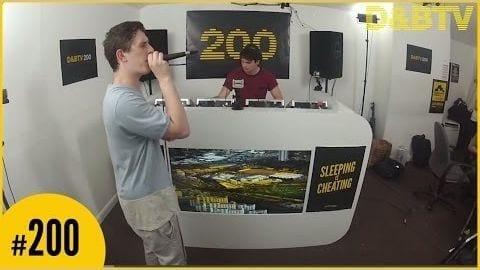 D&BTV Live #200 Rollz & Linguistics