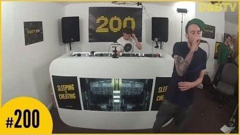 D&BTV Live #200 – LSB & Messy MC
