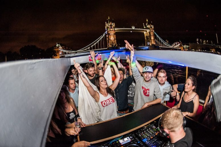 """Review: """"The Prototypes Present…"""" Summer Boat Party"""