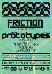 'The Prototypes Presents …' Feat The Prototypes & DJ Friction