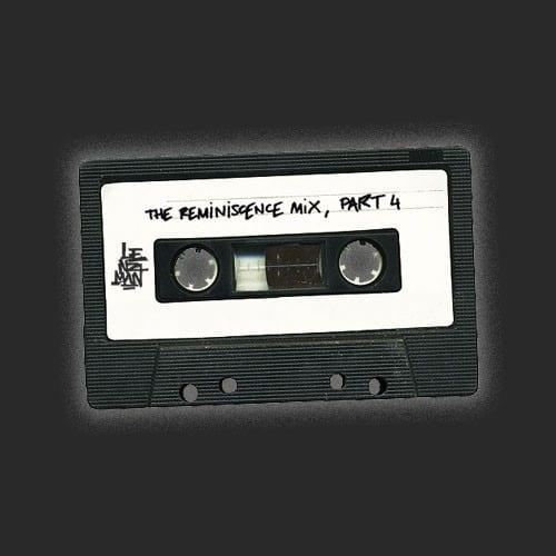 Lenzman – The Reminiscence Mix, Part 4