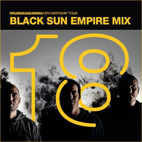 Black Sun Empire Mix – Drum&BassArena 18th Birthday Tour London