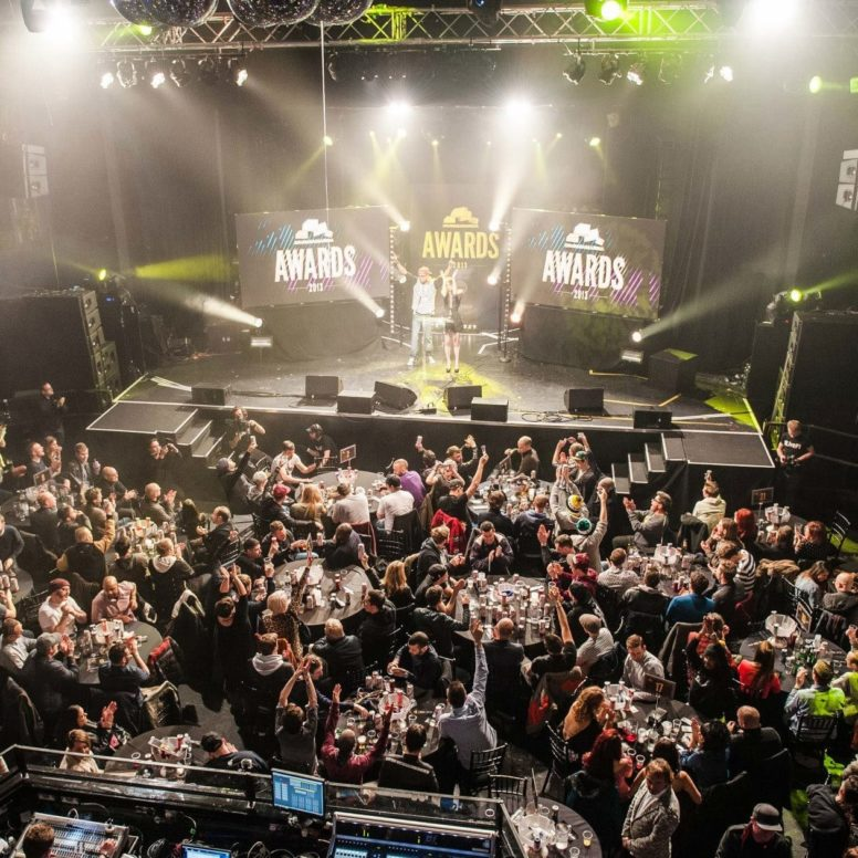 Watch the Drum&BassArena Awards LIKE A KING!