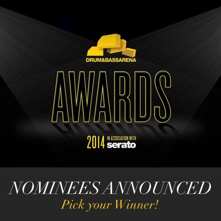 Drum&BassArena Awards: Nominees Revealed!