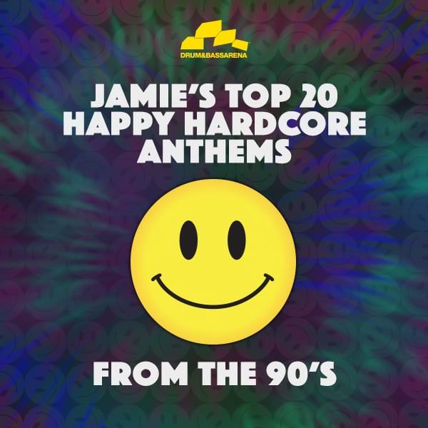 Happy Hardcore Top 43