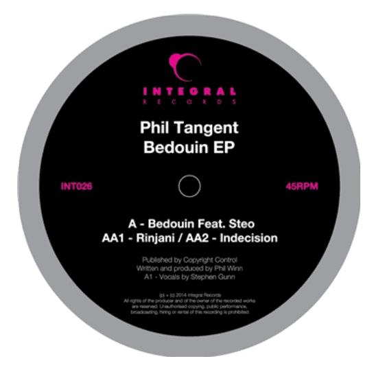 Phil Tangent – Rinjani (BBC Radio 1) INTEGRAL