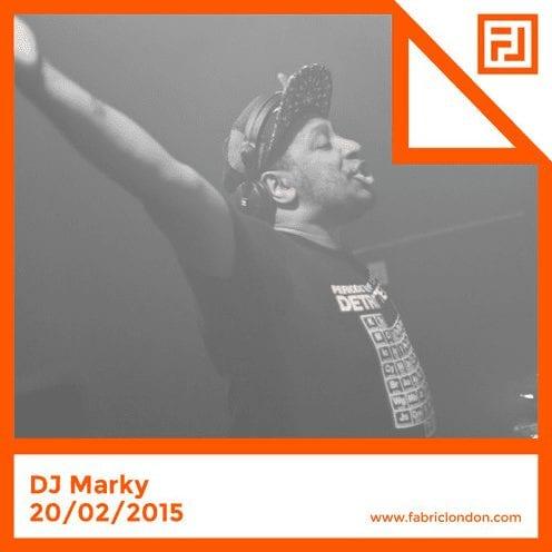 DJ Marky – Fabriclive Promo Mix