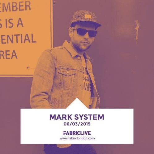 Mark System – FABRICLIVE x Exit Records Mix