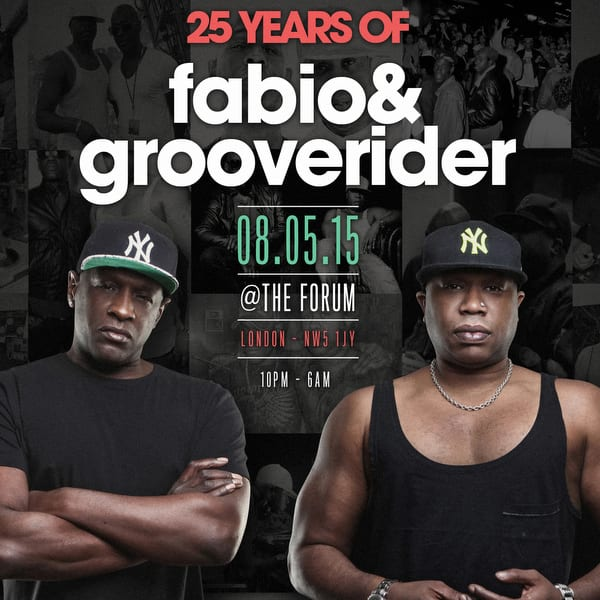 Fabio & Grooverider: 25 Years
