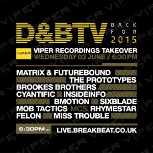 Viper D&BTV