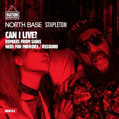 Premiere: North Base & Stapleton – Can I Live (Need For Mirrors Remix)