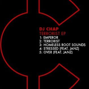 DJ Chap: Terror Tales