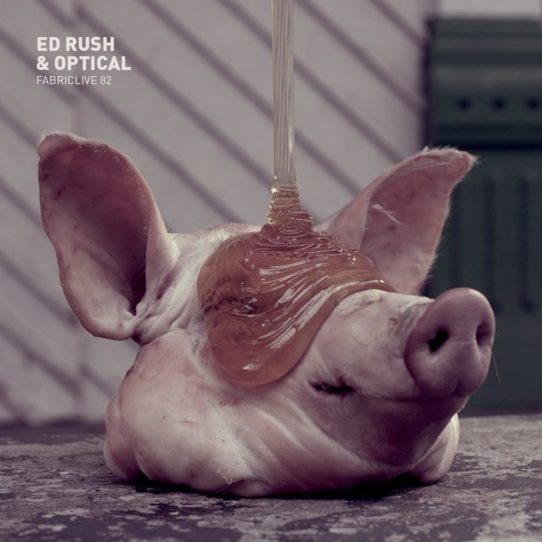 EXCLUSIVE: Ed Rush & Optical Fabriclive Promo Mix