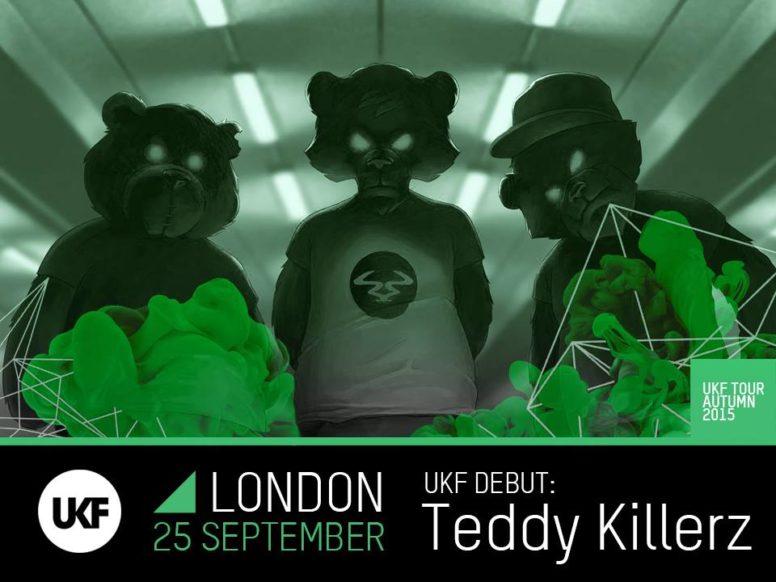 Teddy Killerz: Exclusive UKF London Promo Mix
