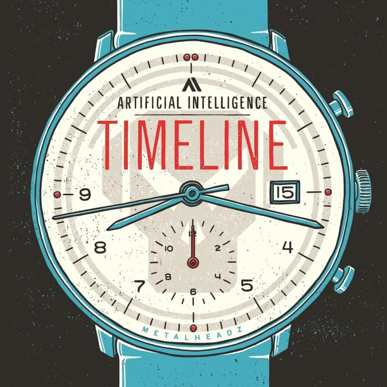 PREMIERE: Artificial Intelligence – Nothing But [Timeline LP]