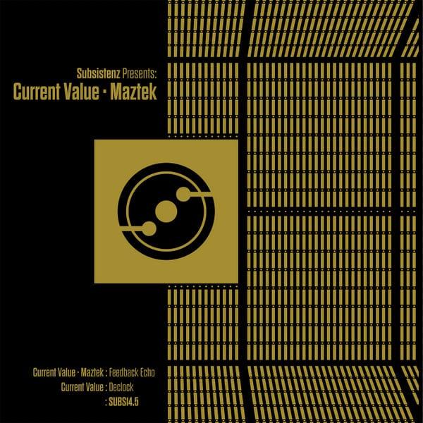 Maztek and Current Value Feed Back