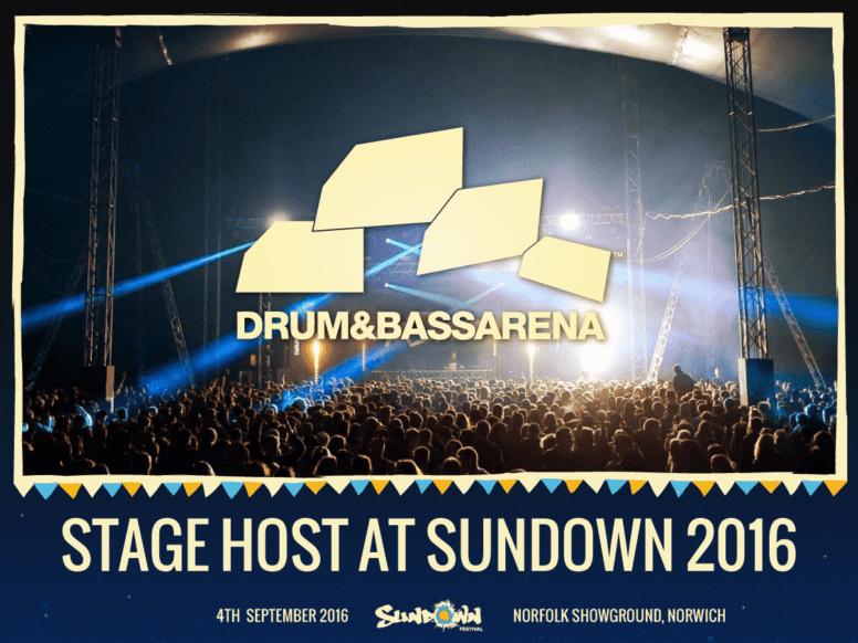 Drum&BassArena @ Sundown Festival 04.09.16