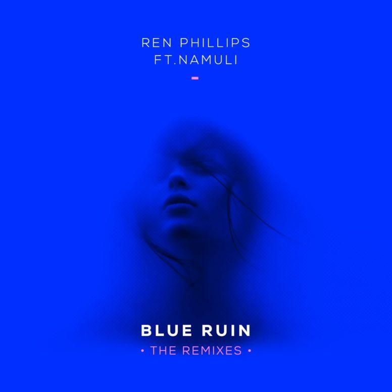 PREMIERE: Ren Phillips – Blue Ruin (Ft. Namuli) (S9 Remix)