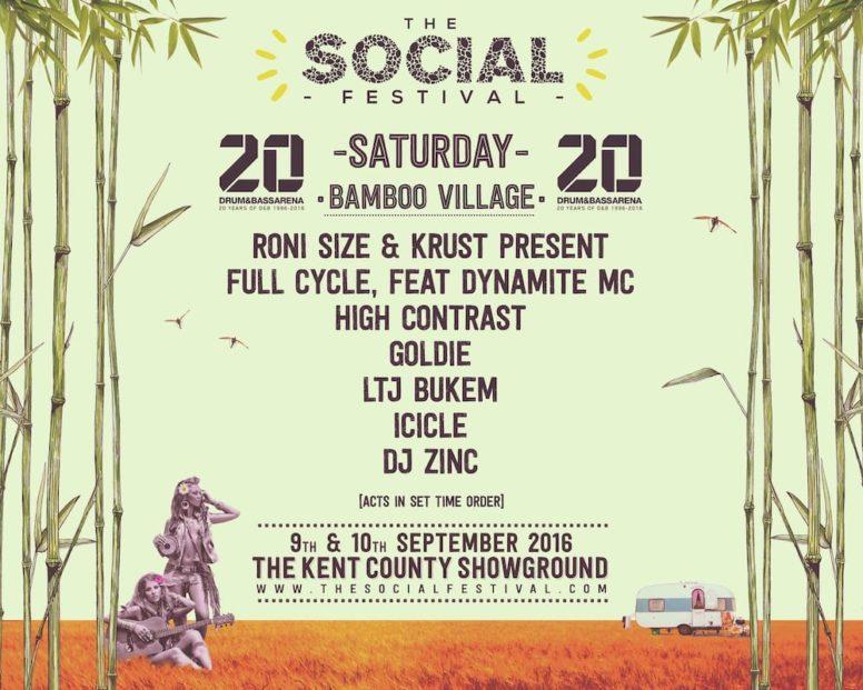 Drum&BassArena @ The Social Festival 2016