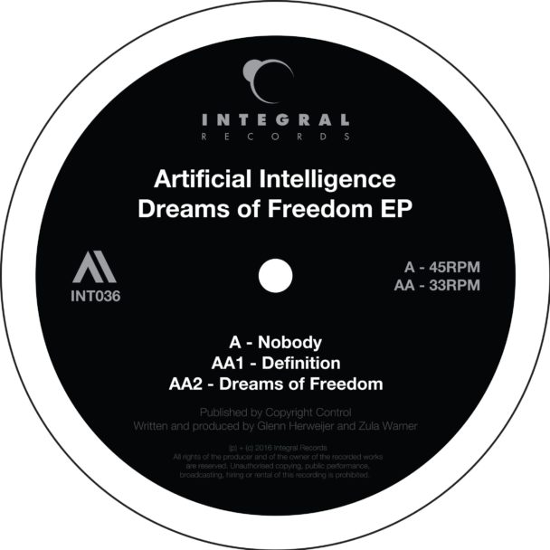 Artificial Intelligence – Nobody