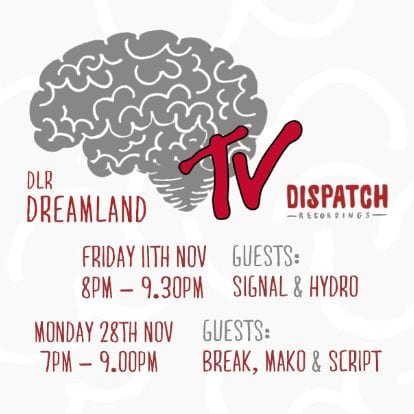 DLR Launches 'Dreamland TV' on Dispatch
