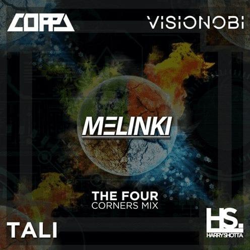 Melinki – The Four Corners Mix ft. Tali, Visionobi, Harry Shotta & Coppa