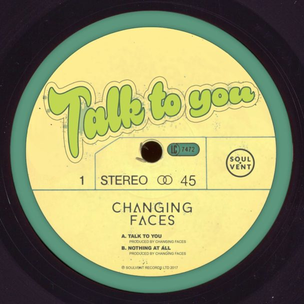 Changing Faces – Nothing At All