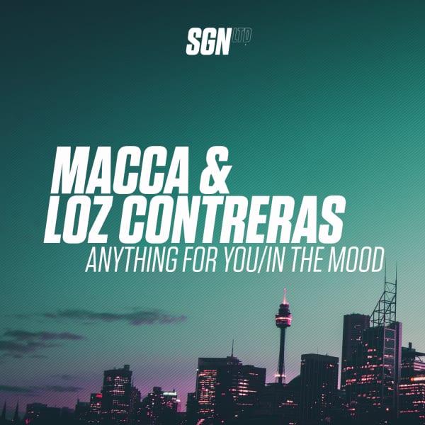 Macca  Loz Contreras – In The Mood