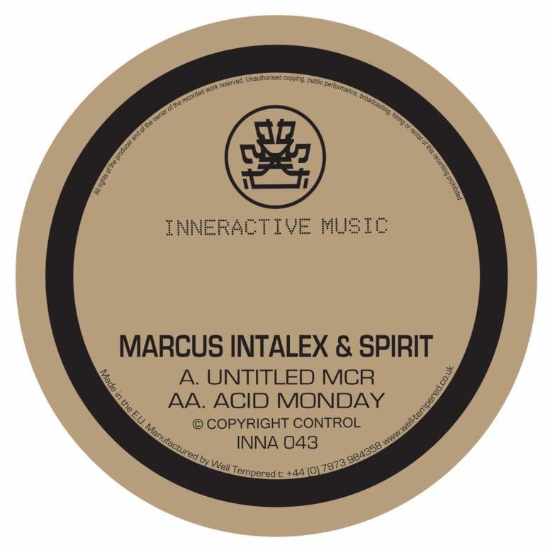 Marcus Intalex & Spirit – Untitled MCR