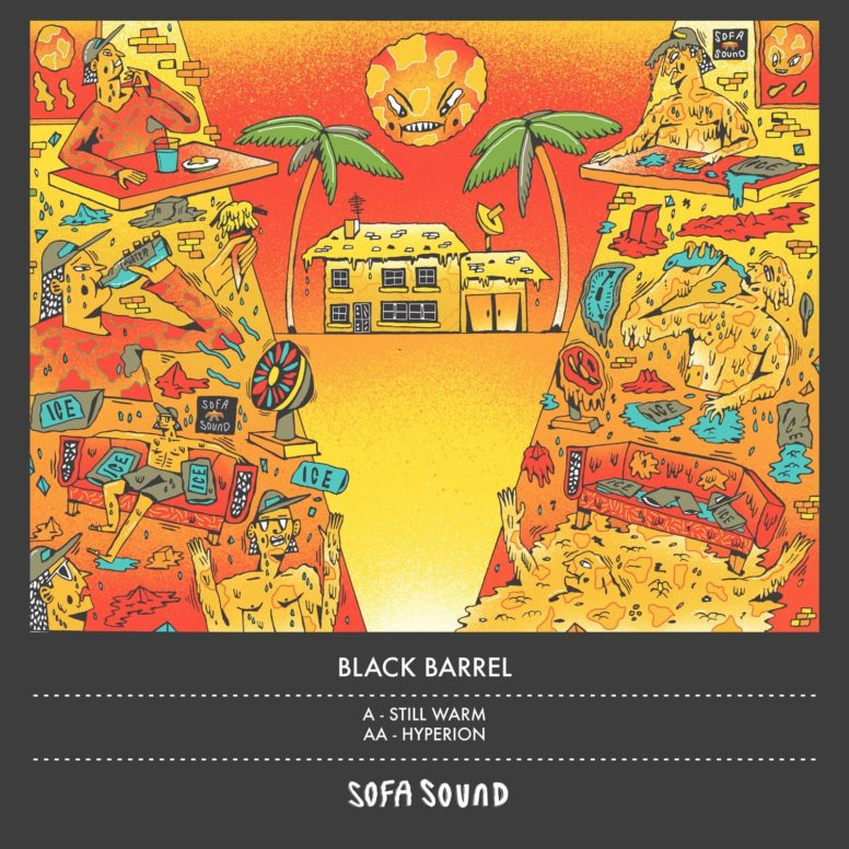 Black Barrel – Still Warm