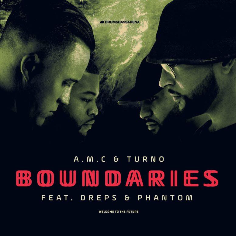 A.M.C & Turno – Boundaries (ft. Dreps & Phantom)