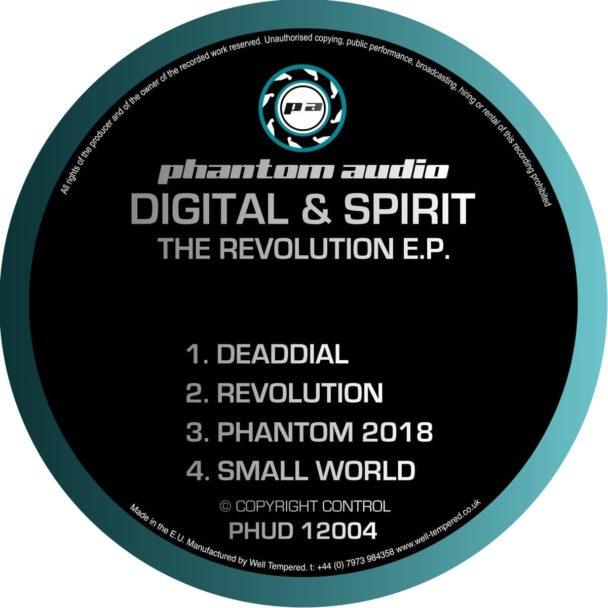 Digital & Spirit – Small World
