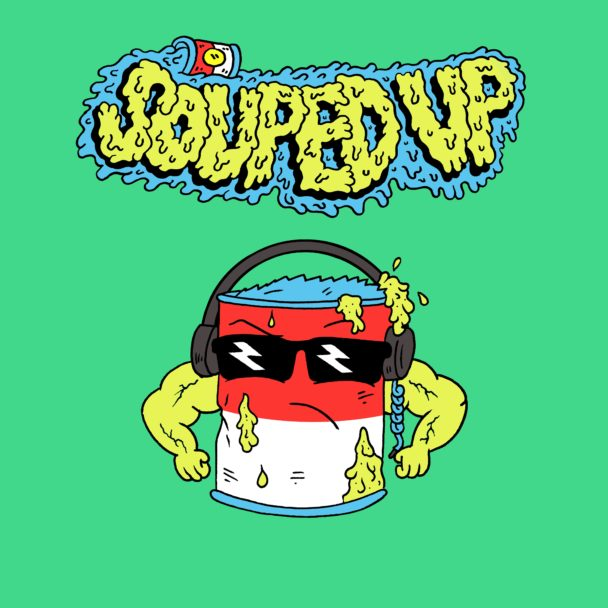 Serum celebrates Souped Up's 1st birthday with an immense label mix