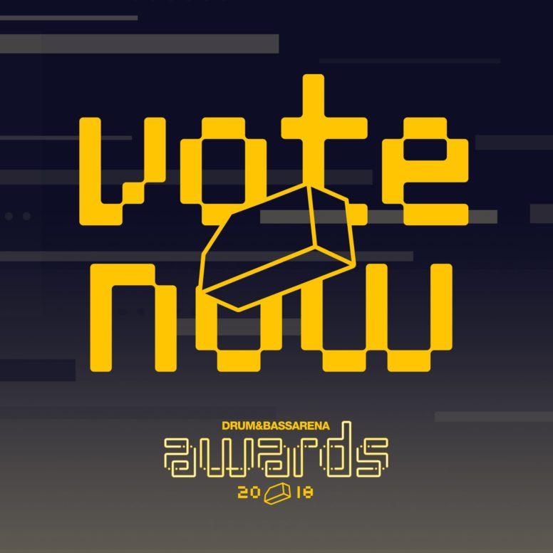 Drum&BassArena Awards 2018: Round 1 voting is now open!