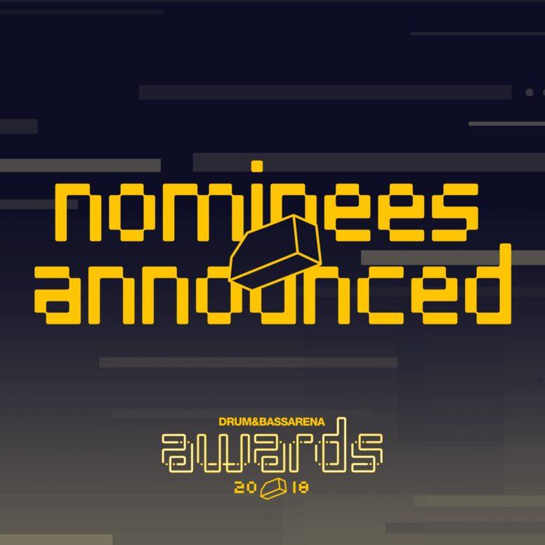 Drum&BassArena Awards 2018: Nominees announced!