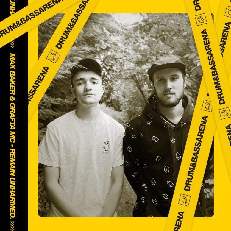 Max Baker & Grafta MC – Remain Unharmed